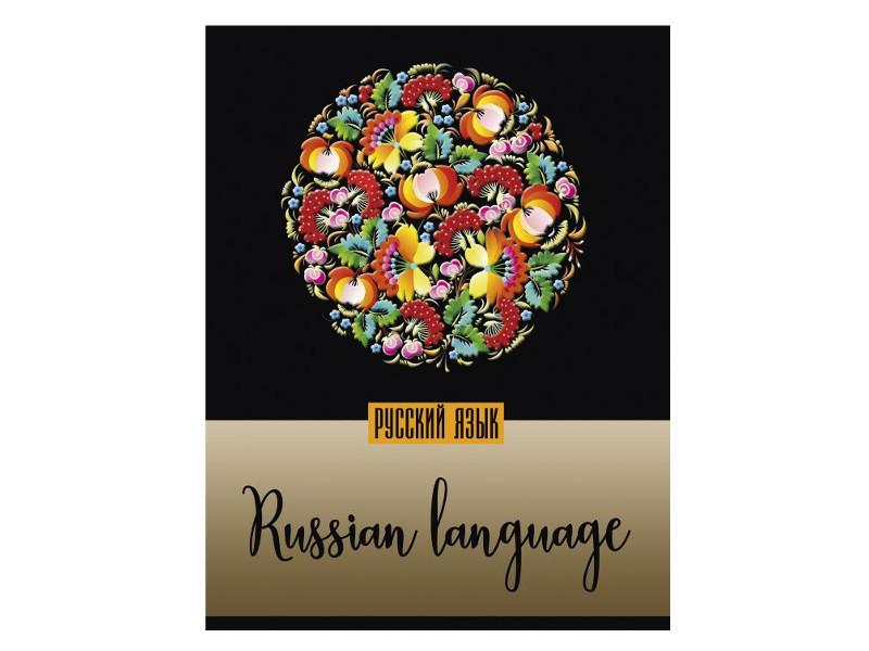 Тетрадь Феникс+ A5 48 листов Русский язык 47042