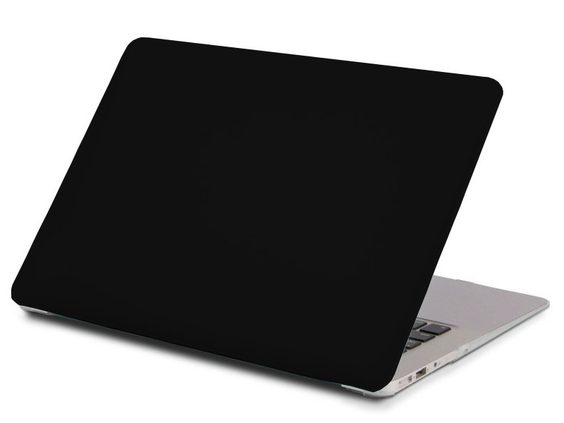 Аксессуар Чехол 13-inch Gurdini для APPLE MacBook Pro Retina 13 2016 With TouchBar Plastic Leather Black 905386