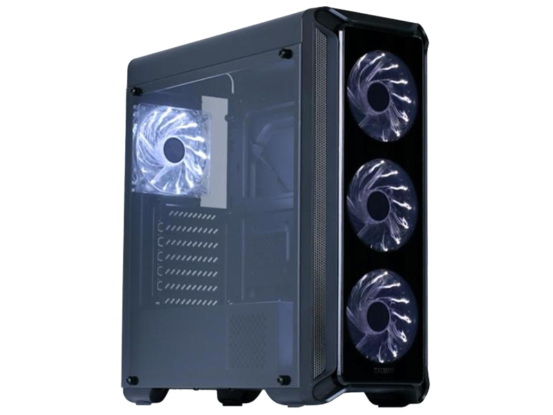 Корпус Zalman Miditower i3 Edge без БП