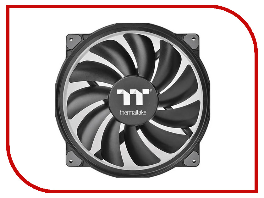 Вентилятор Thermaltake Fan Tt Premium Riing Plus 20 RGB CL-F070-PL20SW-A цена и фото