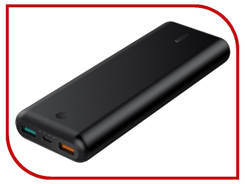 Аккумулятор Aukey 20100mAh PB-XD20 аккумулятор aukey qc 3 0 pb t15 10500mah grey