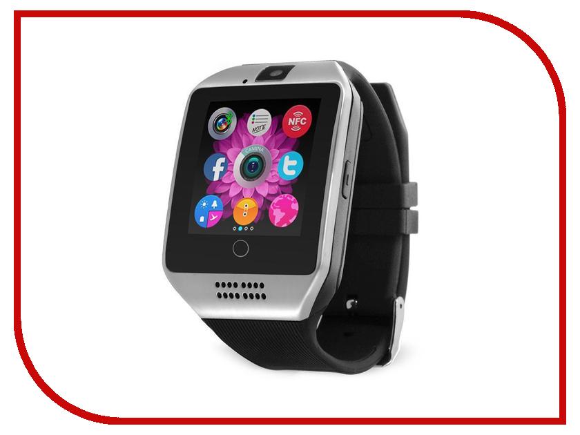 Умные часы ZDK Q18 Silver умные часы zdk v8 silver pink