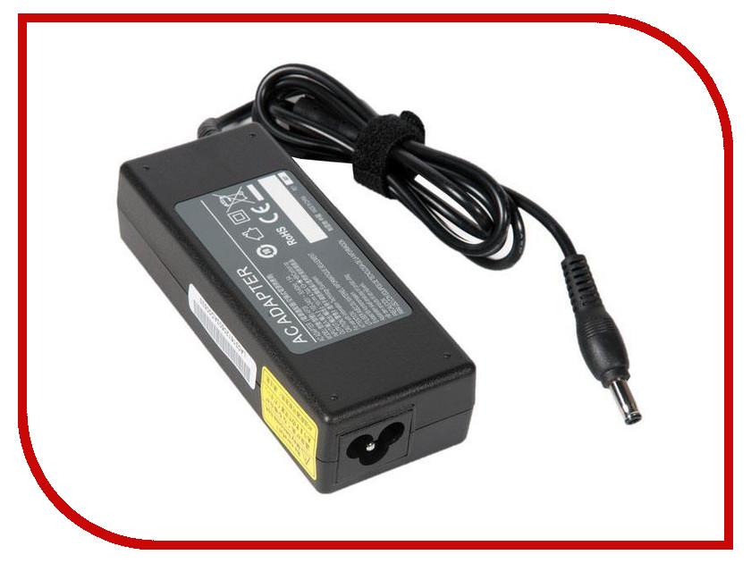 Блок питания RocknParts Zip 19V 4.74A 90W для Samsung A10/P20/P25/P30/P35/P40/P50/V20/V25/X20/X25/X50 499795 блок питания rocknparts для acer 19v 4 74a 90w 5 5x1 7mm 109834