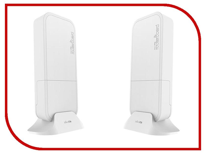 Wi-Fi мост Wi-Fi мост MikroTik Wireless Wire (RBwAPG-60adkit) ennio wi fi wireless video door phone doorbell intercom