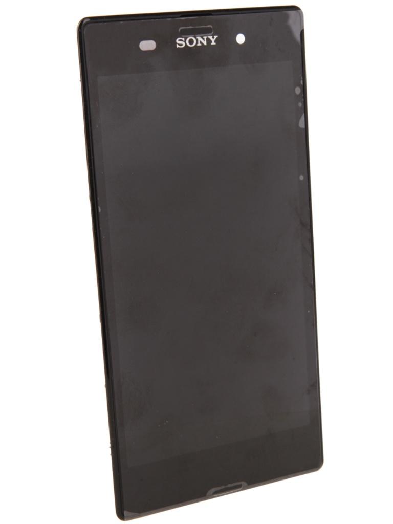 Дисплей RocknParts Zip для Sony Xperia Z1 C6903 Black 374586
