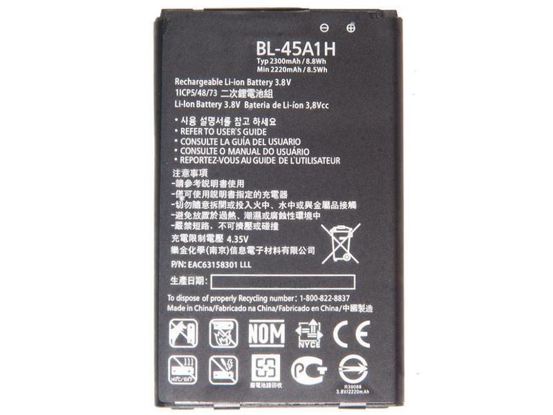 Аккумулятор RocknParts Zip для LG K10 LTE K430DS 515492 цена 2017