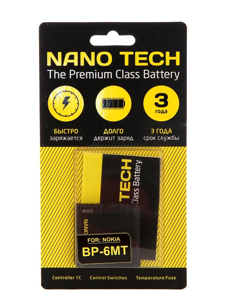 Аккумулятор Nano Tech 1050 mAh для Nokia E51/N81/N82