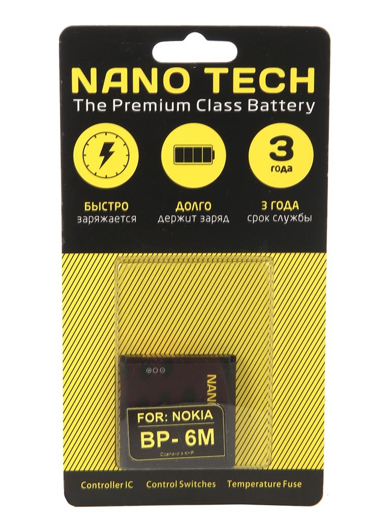 Аккумулятор Nano Tech 1070 mAh для Nokia 3250/6233/N73