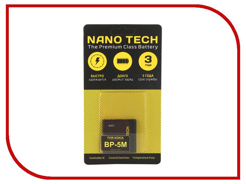 Аккумулятор Nano Tech (Аналог BP-5M) 900 mAh для 5610/6220/8600