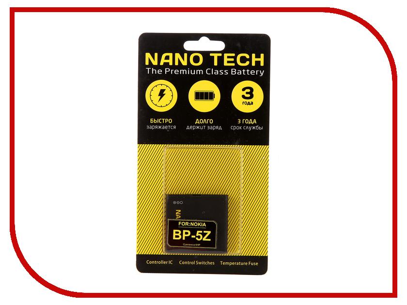 Аккумулятор Nano Tech (Аналог BP-5Z) 900 mAh для 700