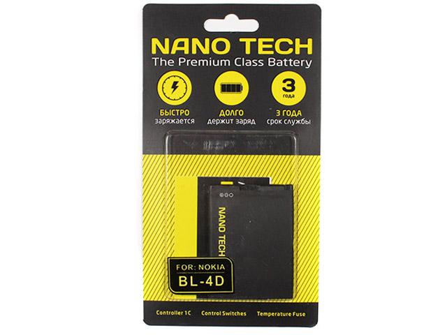 Аккумулятор Nano Tech 1200 mAh для Nokia N97 mini/N8