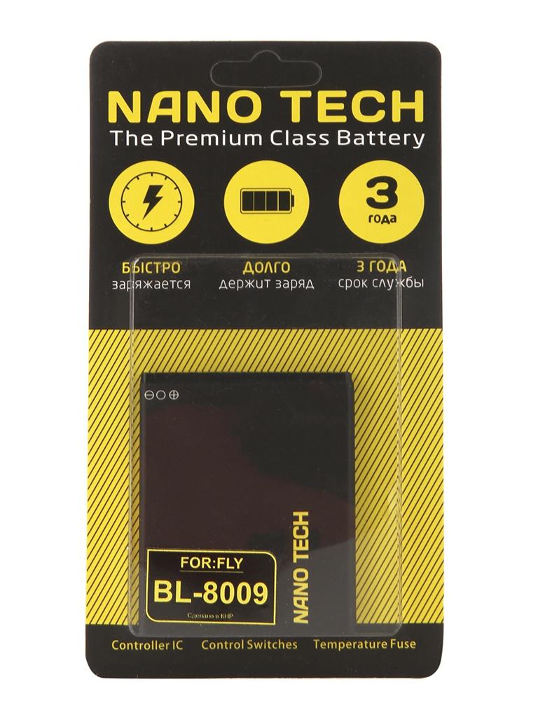 Аккумулятор Nano Tech 1800mAh для Fly FS451 Nimbus 1 цены онлайн