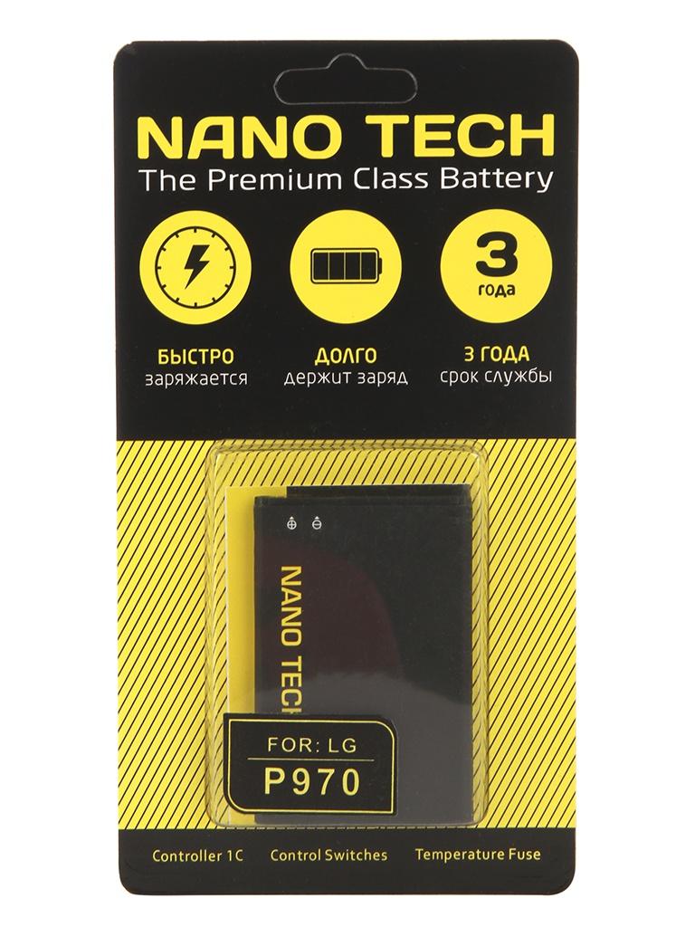 Аккумулятор Nano Tech 1500mAh для LG P970 Optimus