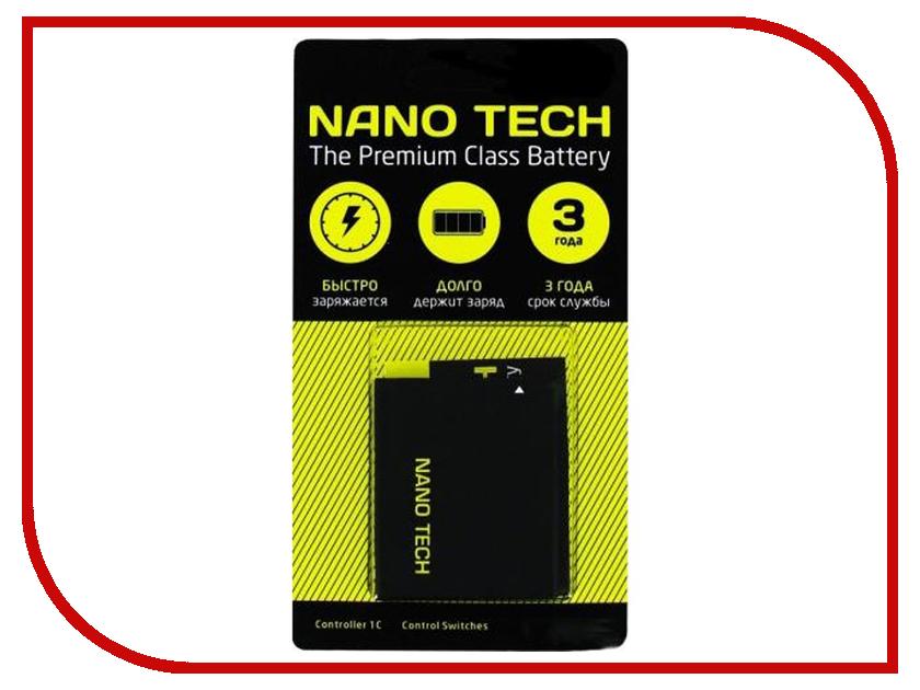 Аккумулятор Nano Tech (Аналог AB483640BE) 880mAh для Samsung SGH-J600 trd j600 sw encoder