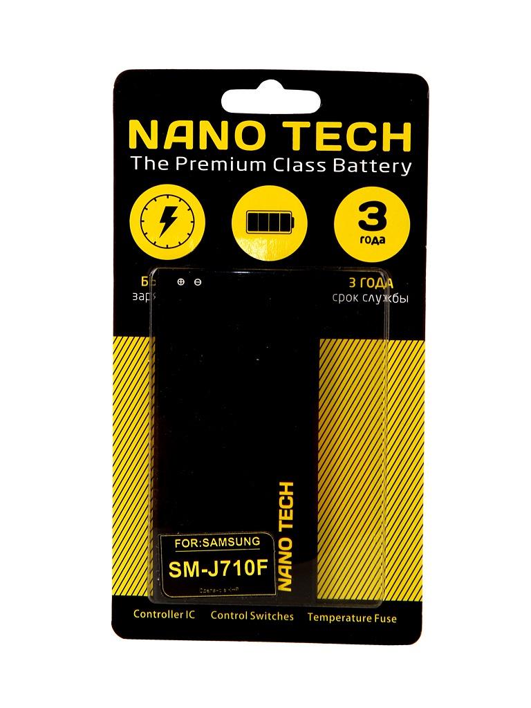 Аккумулятор Nano Tech 3300mAh для Samsung SM-J710F Galaxy J7 2016 все цены