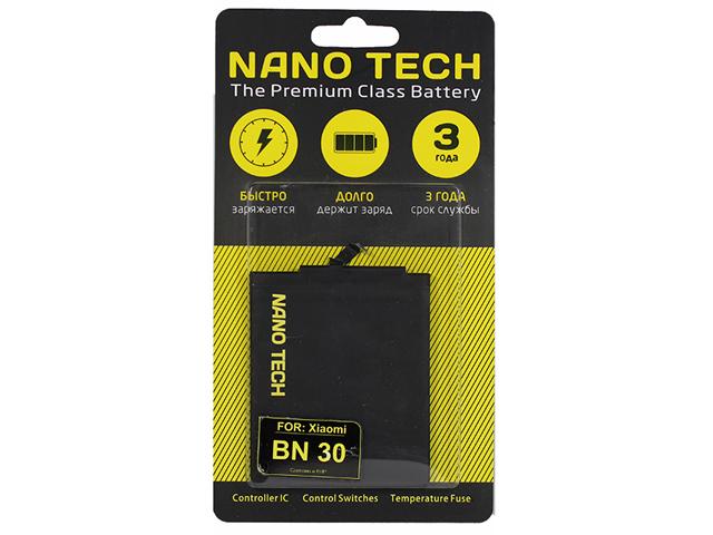 Аккумулятор Nano Tech 3030mAh для Xiaomi Redmi 4A