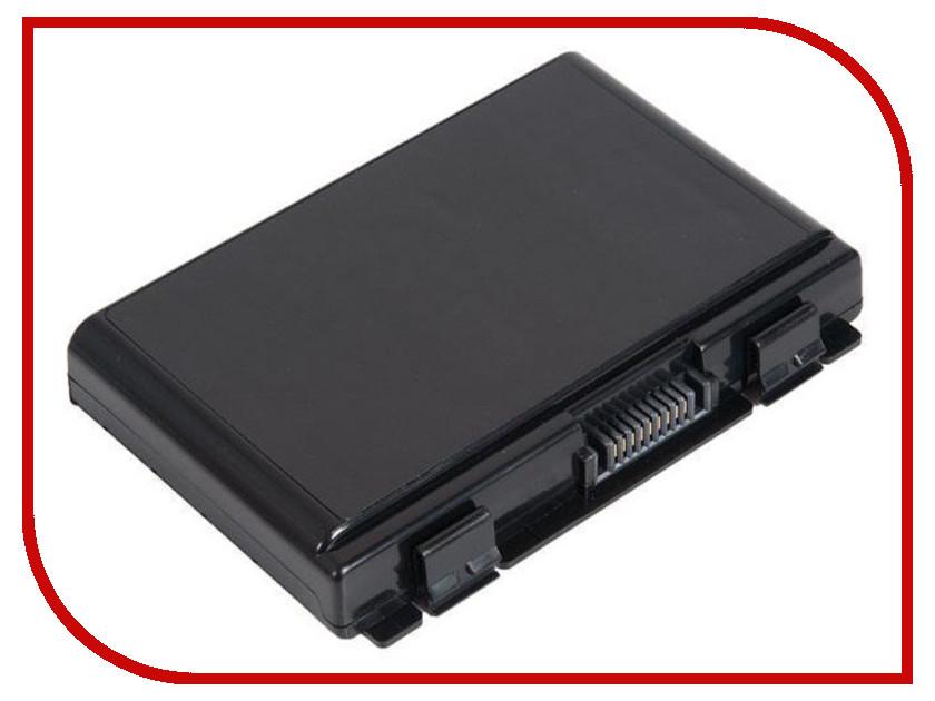 Аккумулятор Zip 11.1V 4400mAh 431909 для Asus K40/K50/K70/F82/X5 аккумулятор zip 11 1v 4400mah 432076 для samsung r420 r510 r580 r530 r780 q320 r519 r522