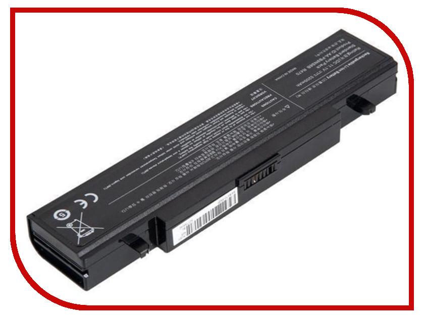 Аккумулятор Zip 11.1V 4400mAh 432076 для Samsung R420/R510/R580/R530/R780/Q320/R519/R522 аккумулятор zip 11 1v 4400mah 432076 для samsung r420 r510 r580 r530 r780 q320 r519 r522