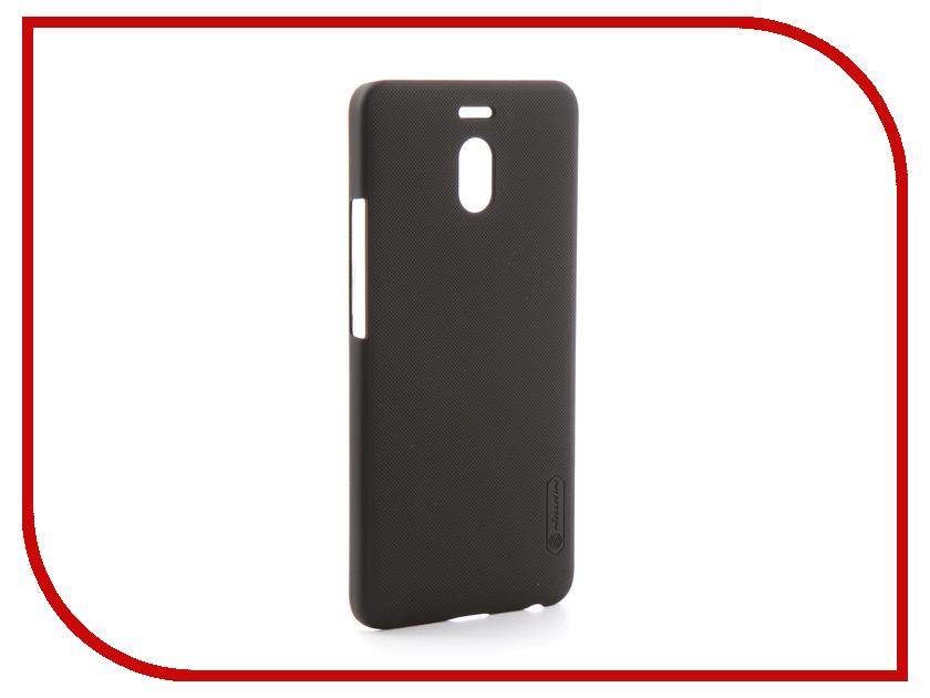 Аксессуар Чехол для Meizu M6 Note Nillkin Super Frosted Shield Black T-N-MM6N-002
