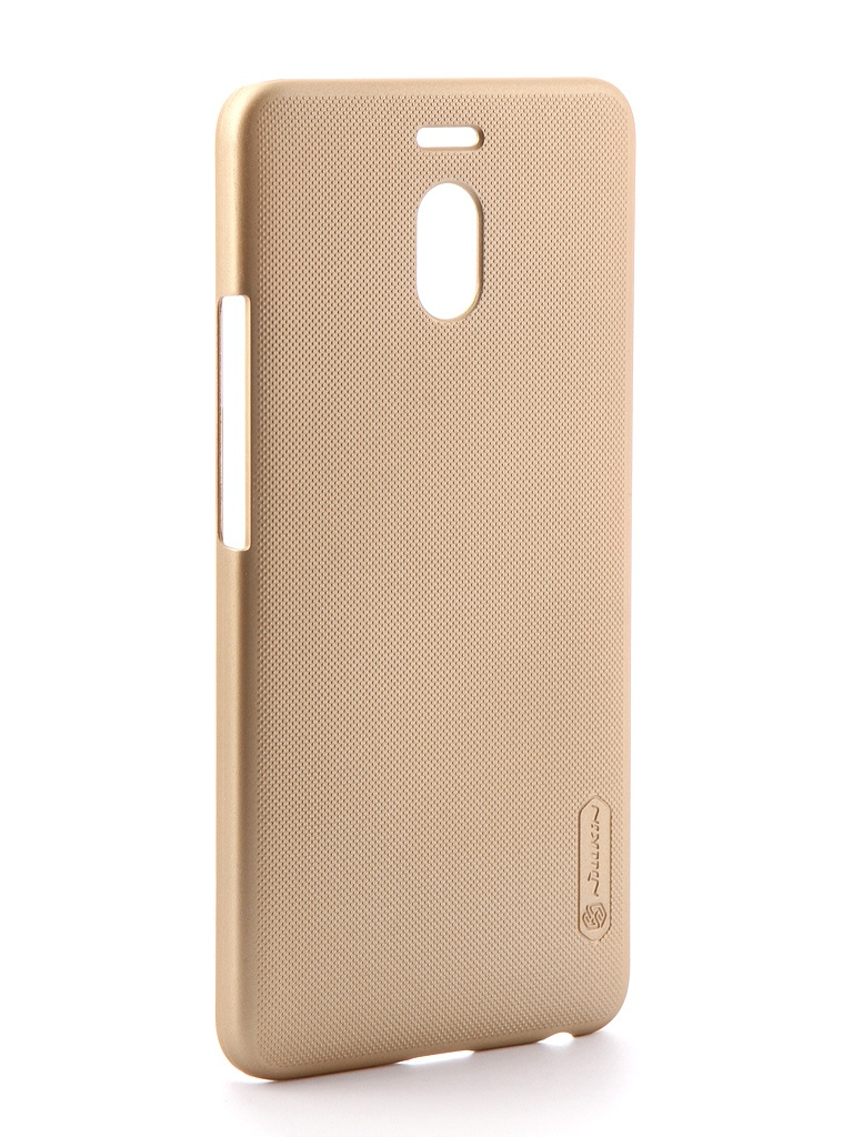 Чехол Nillkin для Meizu M6 Note Super Frosted Shield Gold T-N-MM6N-002