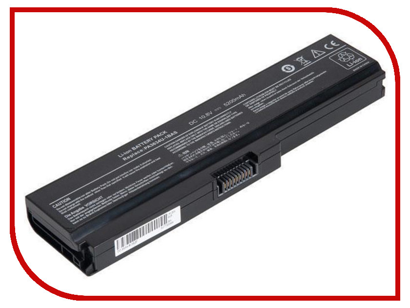 Аккумулятор Zip 10.8V 5200mAh 432091 для Toshiba Satellite L750/A660/A665/C640/C650/C650D/C660 motherboard for toshiba satellite l300 l305 v000138680 6050a2264901 100% tested good with 60 day warranty