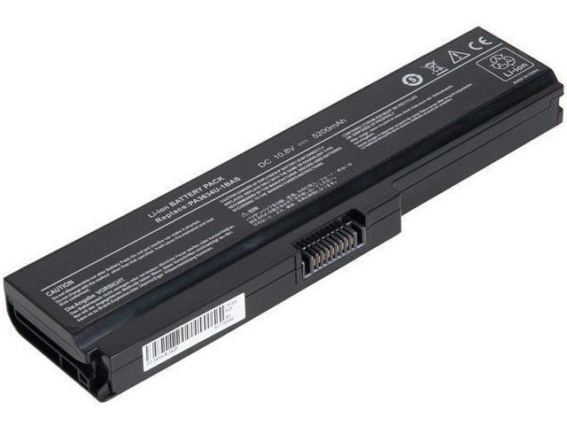 Аккумулятор RocknParts Zip 10.8V 5200mAh для Toshiba Satellite L750/A660/A665/C640/C650/C650D/C660 432091 аккумулятор rocknparts для toshiba satellite l750 48wh 10 8v 432092