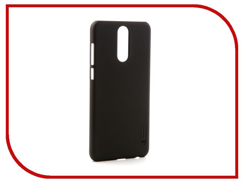 Аксессуар Чехол для Huawei Nova 2i Nillkin Super Frosted Shield Black