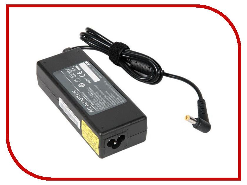 Блок питания Zip 19V 4.74A 90W 126689 для Acer Aspire 1300/1640/1680/2000/3000/3680/5570 блок питания tempo ac90 для acer 19v 4 74a 5 5x1 7mm 90w