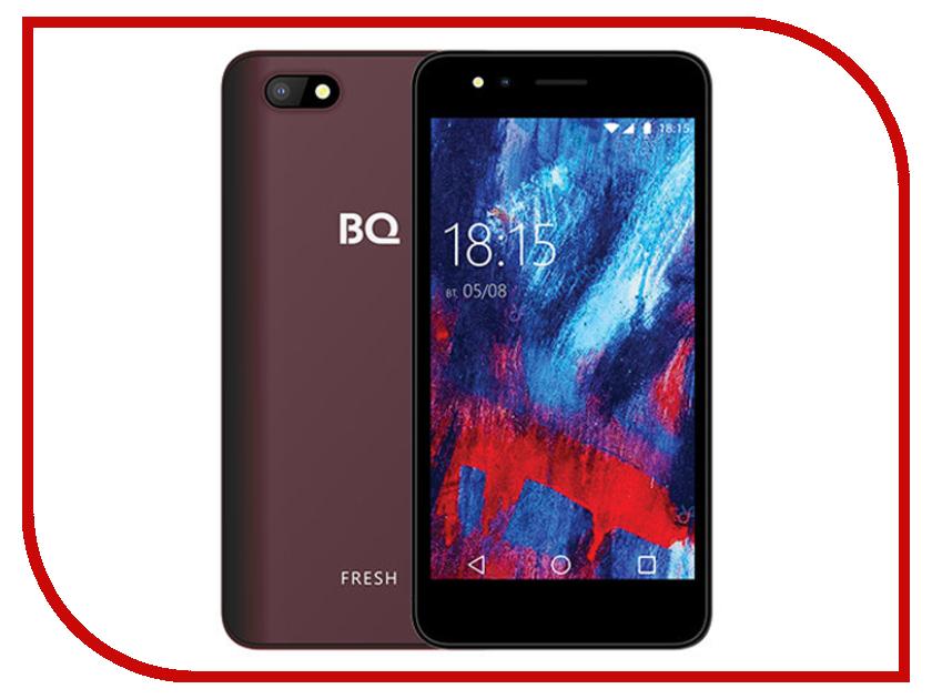 Сотовый телефон BQ 5056 Fresh Purple сотовый телефон archos sense 55dc 503438