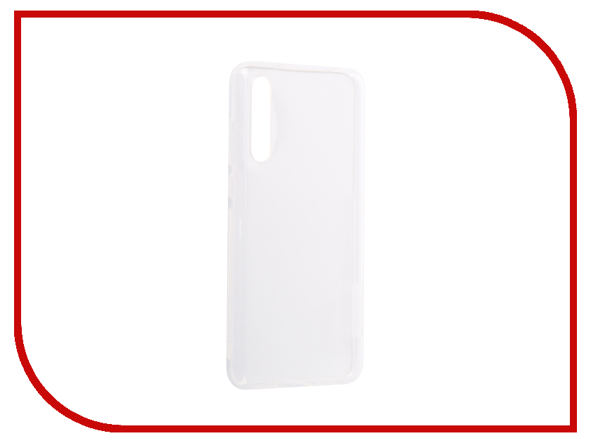 Аксессуар Чехол для Huawei P20 Pro Nillkin Nature TPU Case White чехол для huawei p20 pro nillkin sparkle leather case черный
