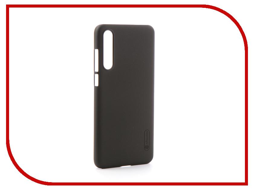 Аксессуар Чехол для Huawei P20 Pro Nillkin Super Frosted Shield Black аксессуар чехол для huawei p20 lite nillkin nature tpu case white