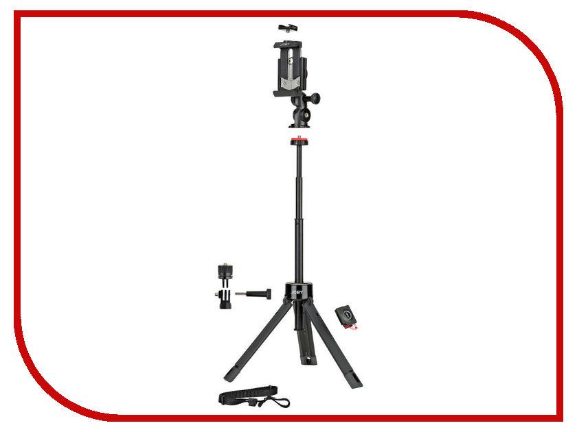 Штатив Joby GripTight PRO TelePod Black-Gray JB01534-BWW штатив joby gorillapod 500 black grey jb01502 bww