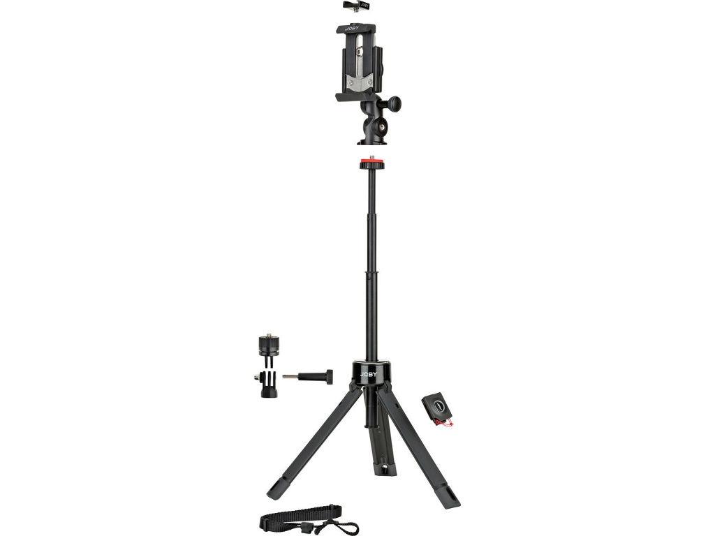 Монопод Joby GripTight PRO TelePod Black-Gray JB01534-BWW