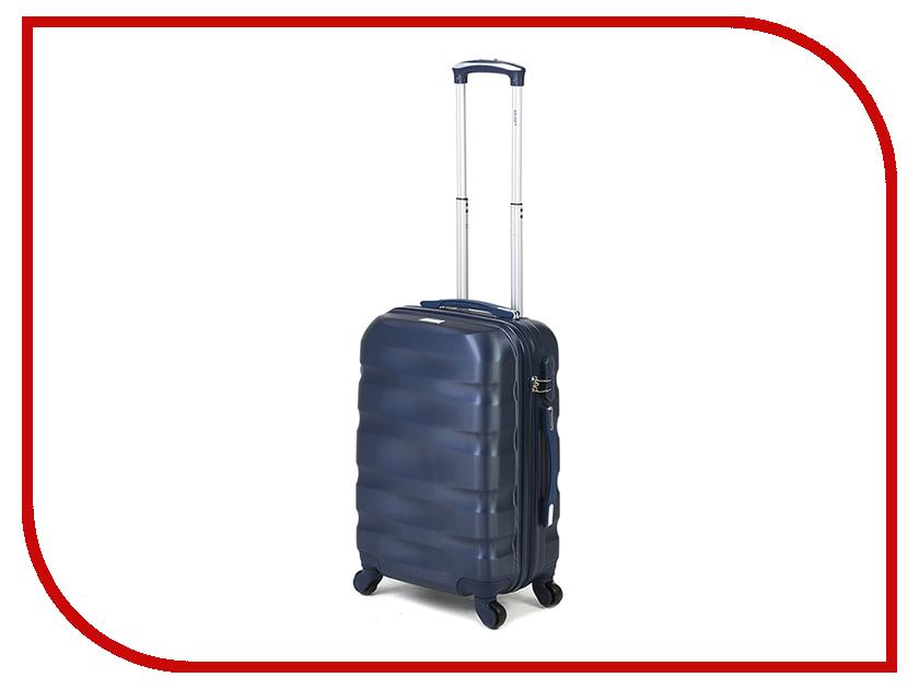 Чемодан Baudet BHL0413518 h-50cm 39.1L Blue