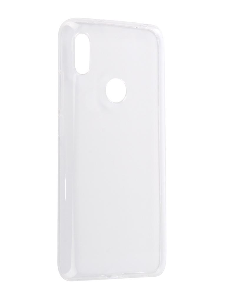 Аксессуар Чехол Zibelino для Xiaomi Redmi S2 Ultra Thin Case White ZUTC-XMI-RDM-S2-WHT fellowes fs 99674 чистящие салфетки для экранов ноутбуков 25 шт