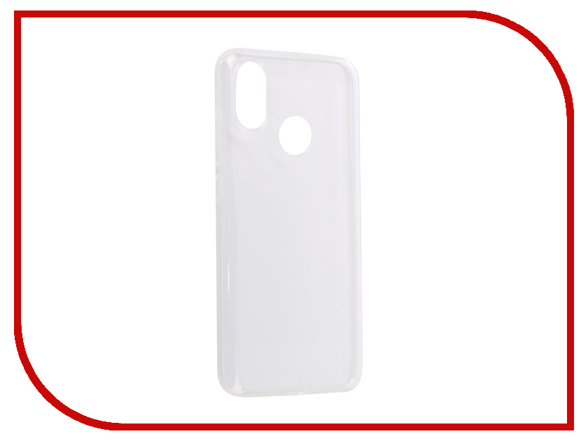 Аксессуар Чехол для Xiaomi Mi8 Zibelino Ultra Thin Case White ZUTC-XIA-Mi8-WHT аксессуар чехол для samsung galaxy a5 a510 2016 zibelino ultra thin case white zutc sam a5 2016 wh