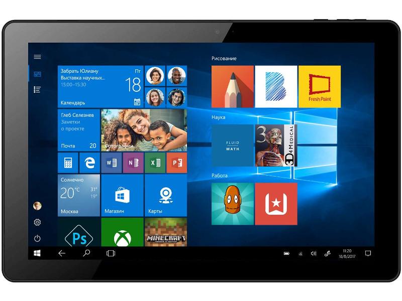 Планшет Irbis TW91 Black (Intel Atom x5-Z8350 1.44 GHz/2048Mb/32Gb/Intel HD Graphics/Wi-Fi/Bluetooth/Cam/10.1/1920x1200/Windows 10 Home) цена