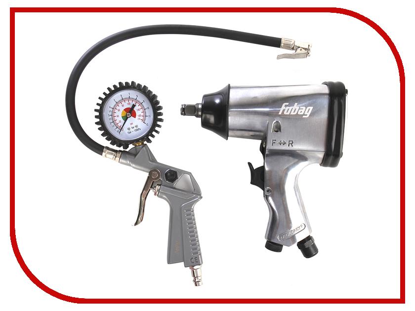 Набор пневмоинструментов Fubag AG GP158/312 120105 pro svet light mini par led 312 ir