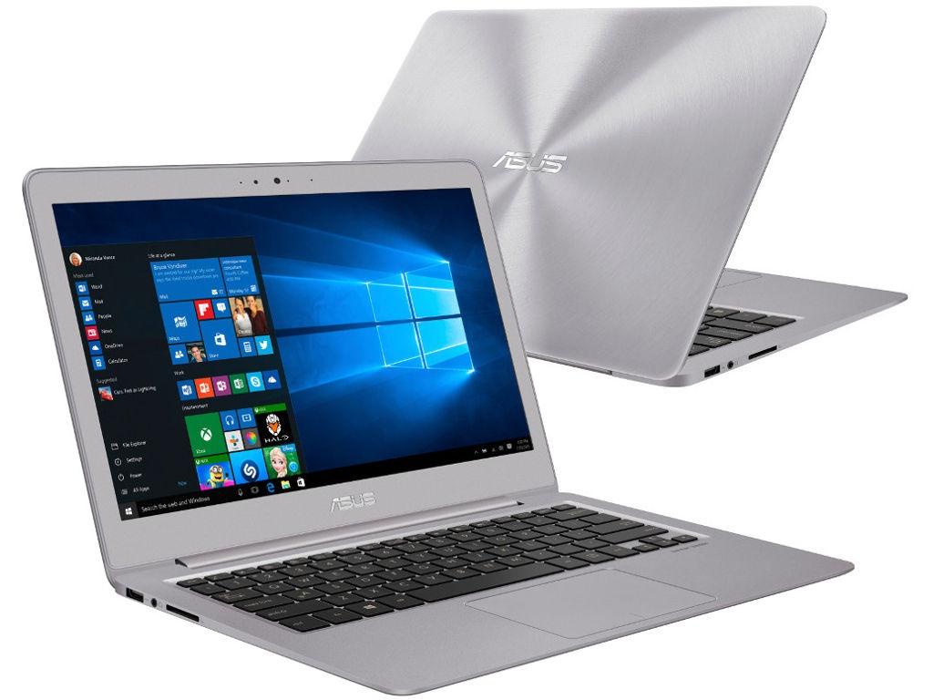 Ноутбук ASUS UX330UA-FC295T 90NB0CW1-M07960 Grey Metal (Intel Core i5-8250U 1.6 GHz/8192Mb/256Gb SSD/No ODD/Intel HD Graphics/Wi-Fi/Bluetooth/Cam/13.3/1920x1080/Windows 10 64-bit)