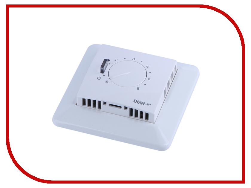 Терморегулятор DEVI DEVIreg 527 140F1041 терморегулятор devi devireg touch white 140f1064
