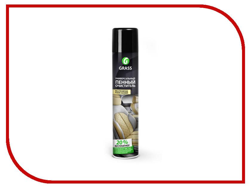 Универсальный пенный очиститель Grass Multipurpose Foam Cleaner 750ml пенный очиститель обивки салона grass multipurpose foam cleaner универсальный 750мл