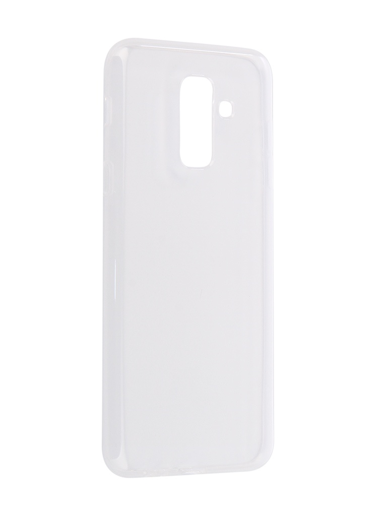 Чехол Onext для Samsung Galaxy J8 2018 Silicone Transparent 70597