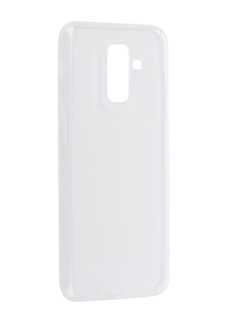 Аксессуар Чехол Onext для Samsung Galaxy A6 Plus Silicone Transparent 70602