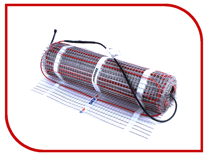 Теплый пол DEVI DTIF-200T 605W 0.5x6.2m 83020740 carbon fiber 3 axis brushless aerial gimbal stablizer dslr 5d mkiii gh3 bmcc with 5208 200t