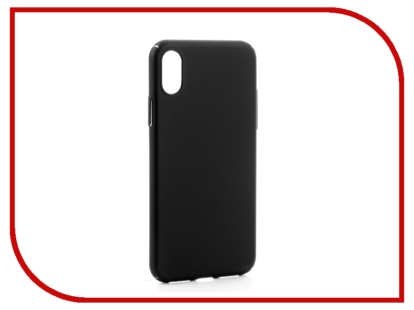 Аксессуар Чехол CaseGuru Soft-Touch для APPLE iPhone X 101604 orion soft touch 300 140 x 200