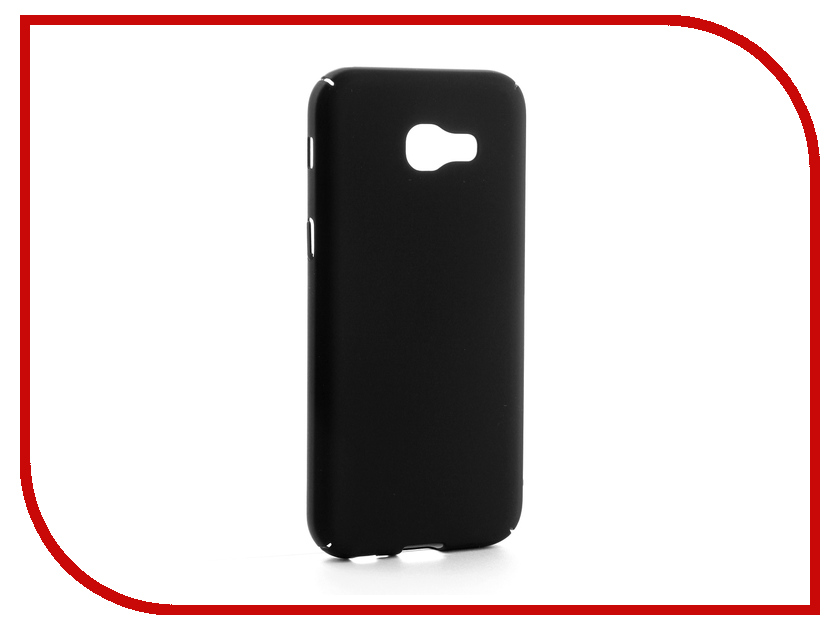 Аксессуар Чехол для Samsung Galaxy A5 2017 CaseGuru Soft-Touch 101624 аксессуар чехол для samsung galaxy a5 2017 pero soft touch black