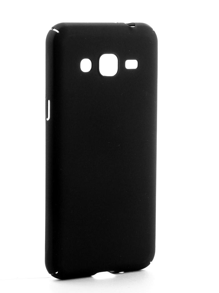 Аксессуар Чехол CaseGuru для Samsung Galaxy J3 2016 Soft-Touch 101620