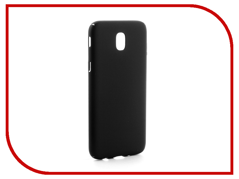 Аксессуар Чехол для Samsung Galaxy J5 2017 CaseGuru Soft-Touch 101619 аксессуар защитное стекло samsung g925f galaxy s6 edge caseguru 3d 0 33mm white