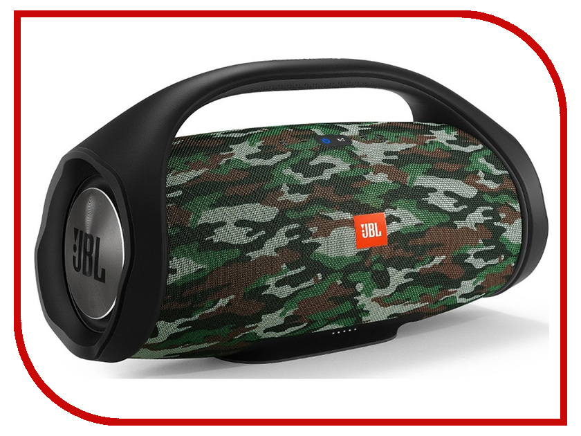 Колонка JBL Boombox Squad protective case for jbl boombox portable wireless bluetooth speaker storage pouch bag for jbl boombox travel carrying eva case