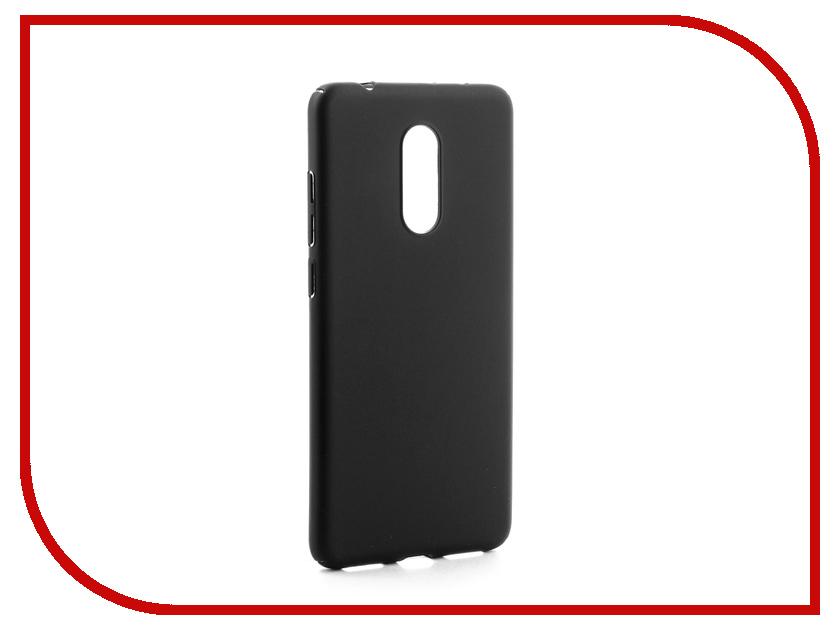 Аксессуар Чехол для Xiaomi Redmi 5 CaseGuru Soft-Touch 102475 ювелирное изделие 102475